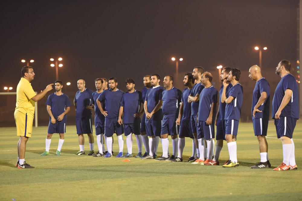 نادي الخليج يستضيف دورة المدربين الآسيوية مستوى C