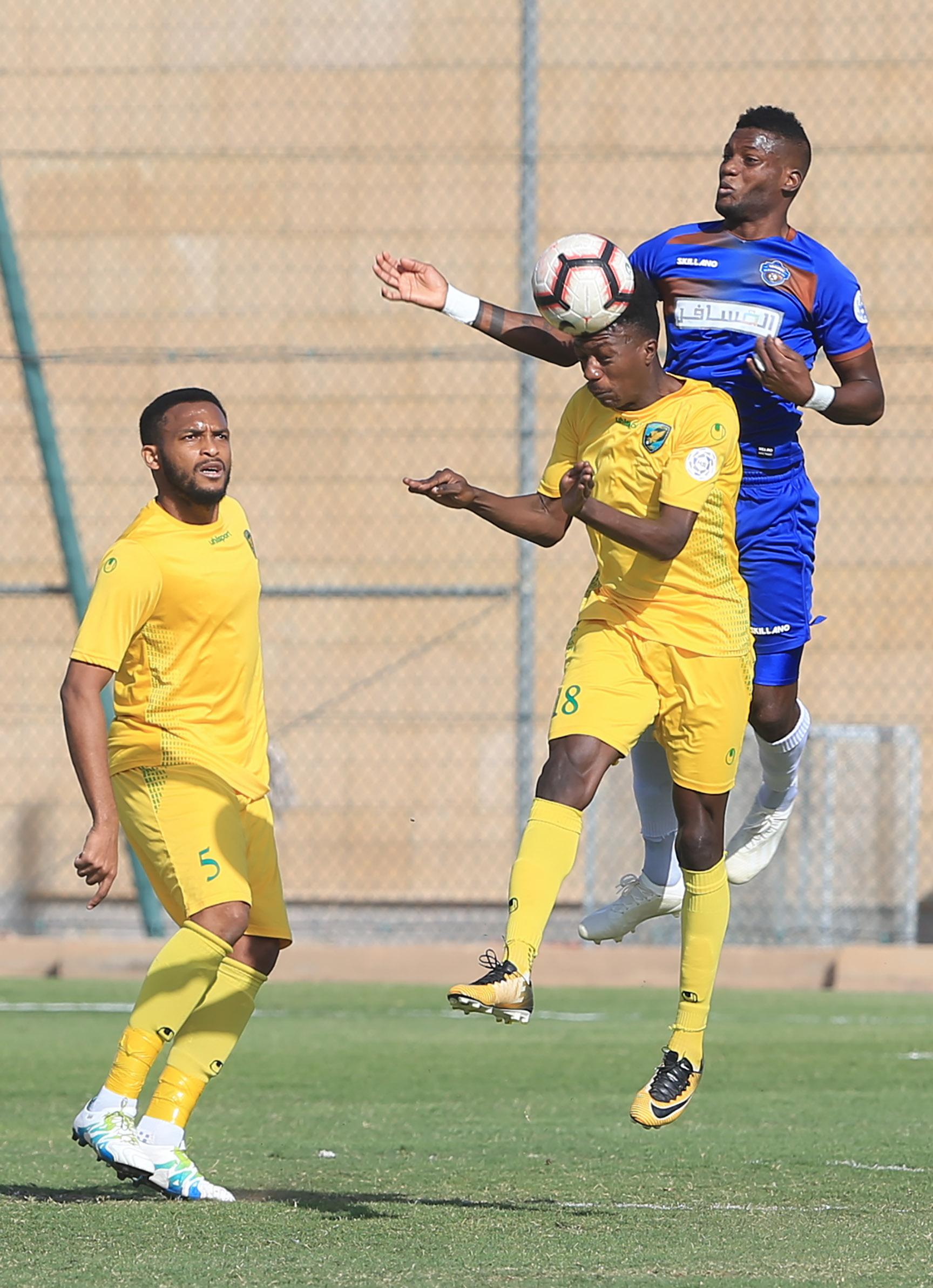 الخليج يرفع رصيده إلى 55 نقطة بالتعادل مع الكوكب ضمن منافسات الجولة 34 لدوري الأمير محمد بن سلمان للدرجة الأولى
