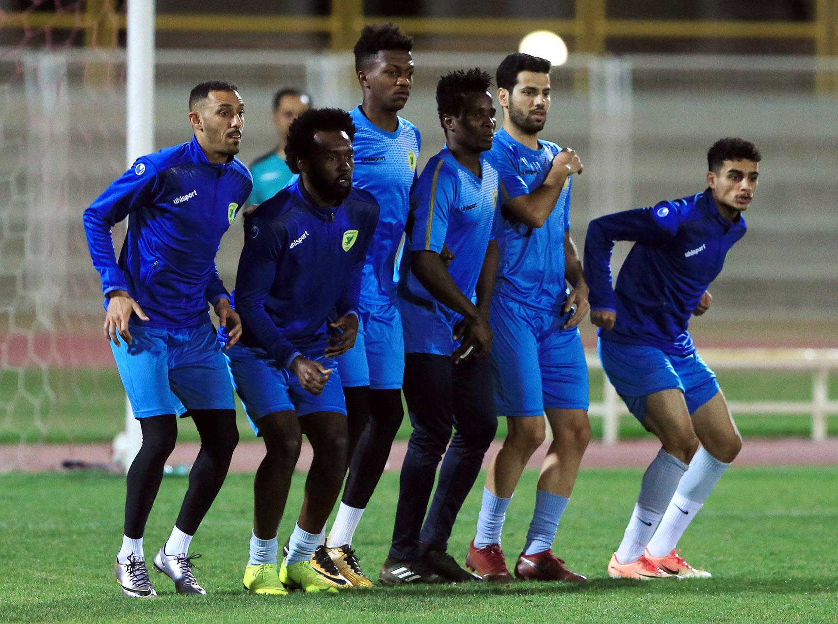 الخليج ينهي تحضيراته لاستضافة هجر ضمن منافسات الجولة 33 لدوري الأمير محمد بن سلمان للدرجة الأولى