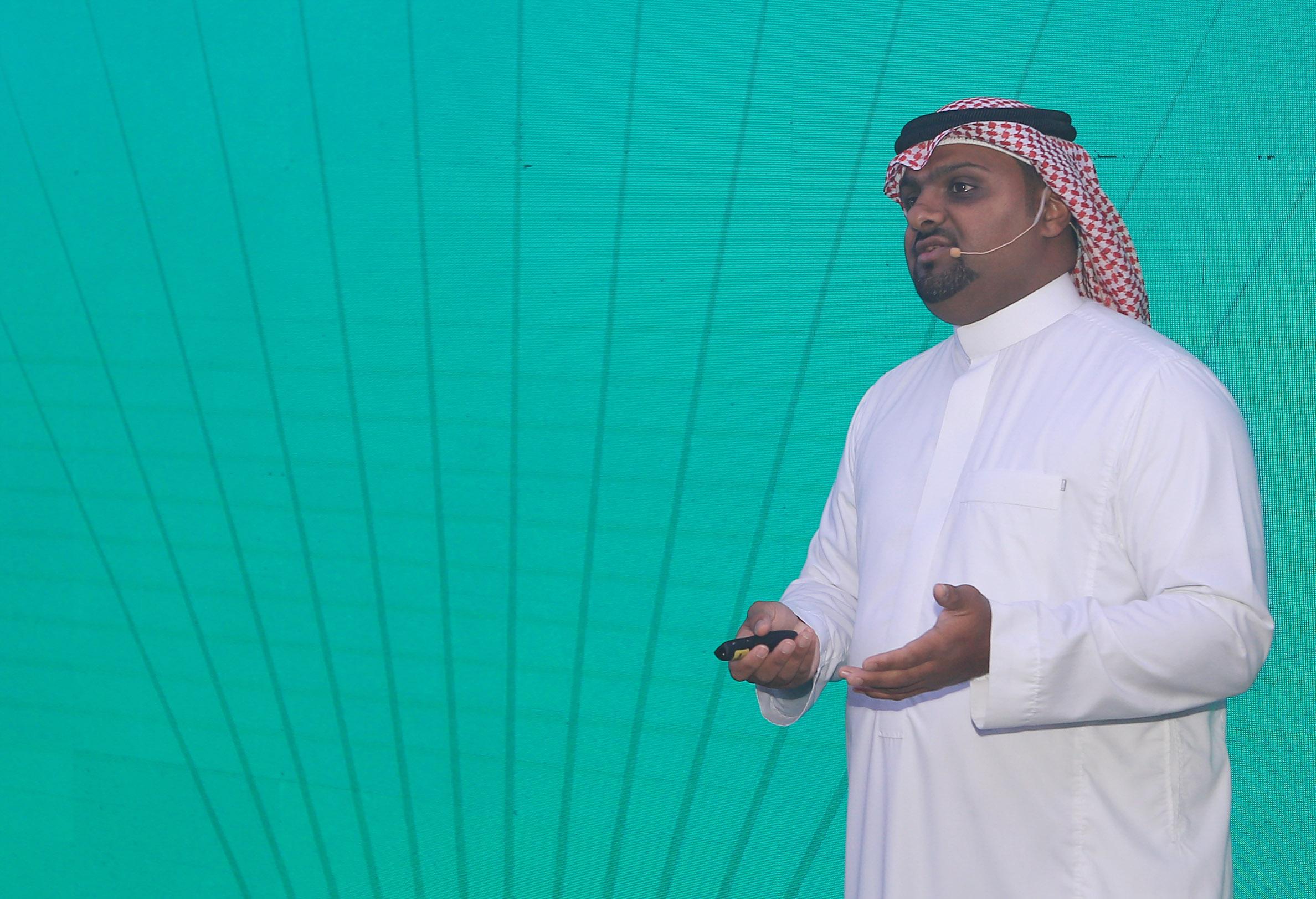 مجلس إدارة #نادي_الخليج يطلق باكورة فعاليات #يوبيل_الخليج_الماسي بحفل تدشين الهوية البصرية