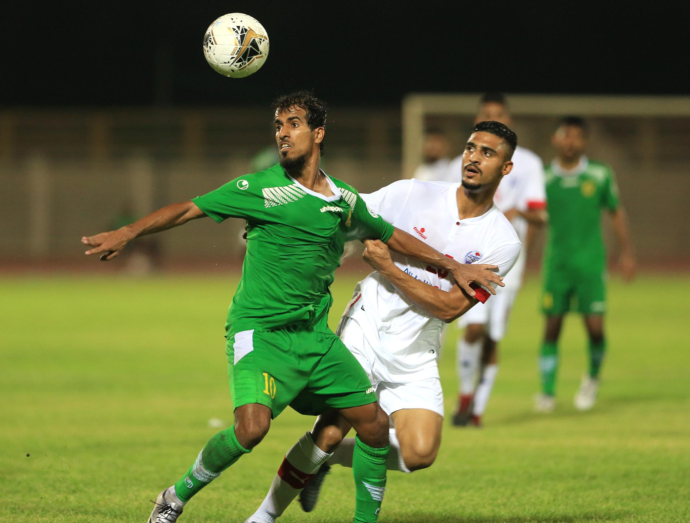ستره البحريني يتعادل إيجابياً  مع الخليج في المباراة الودية الإعدادية لمنافسات دوري الأمير محمد بن سلمان