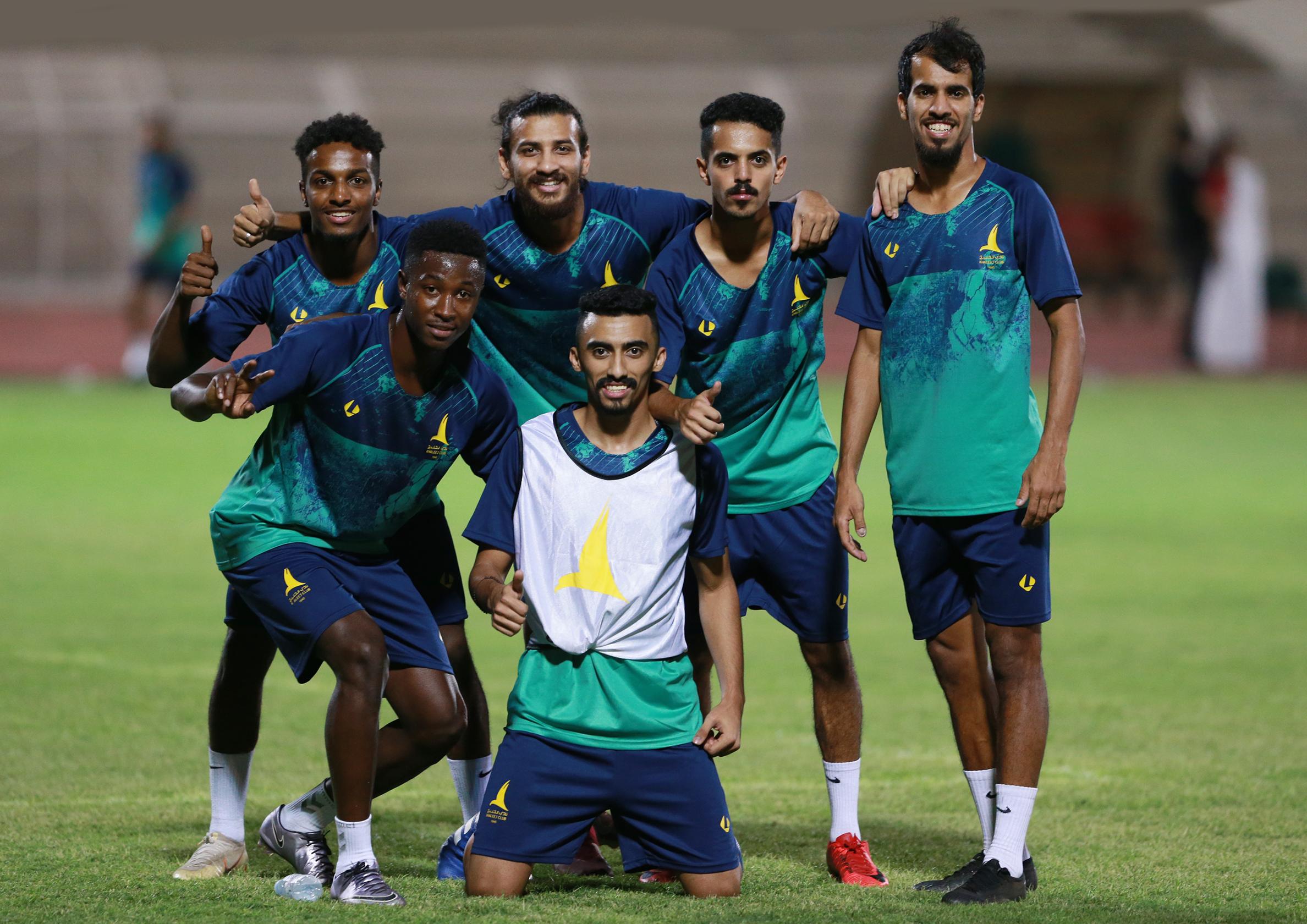 الخليج يستأنف تدريباته ويفتح ملف الثقبة ضمن منافسات الجولة 5 لدوري الأمير محمد بن سلمان