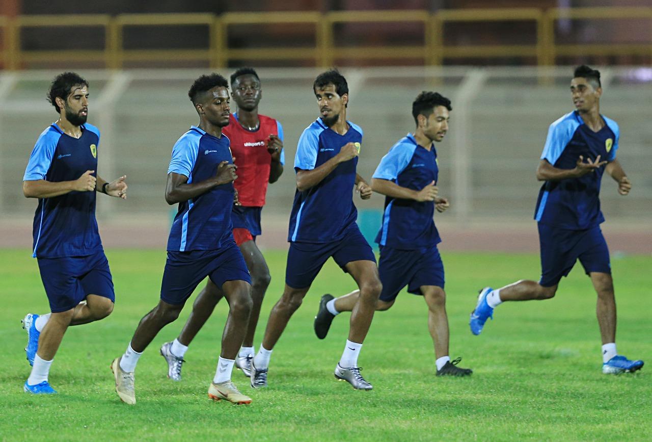 نقل مباراة الخليج مع النجوم للأحساء مساء الاربعاء ضمن الجولة الرابعة ل #دوري_الأمير_محمد_بن_سلمان  على أن يقام لقاء الإياب في سيهات يوم 4 فبراير