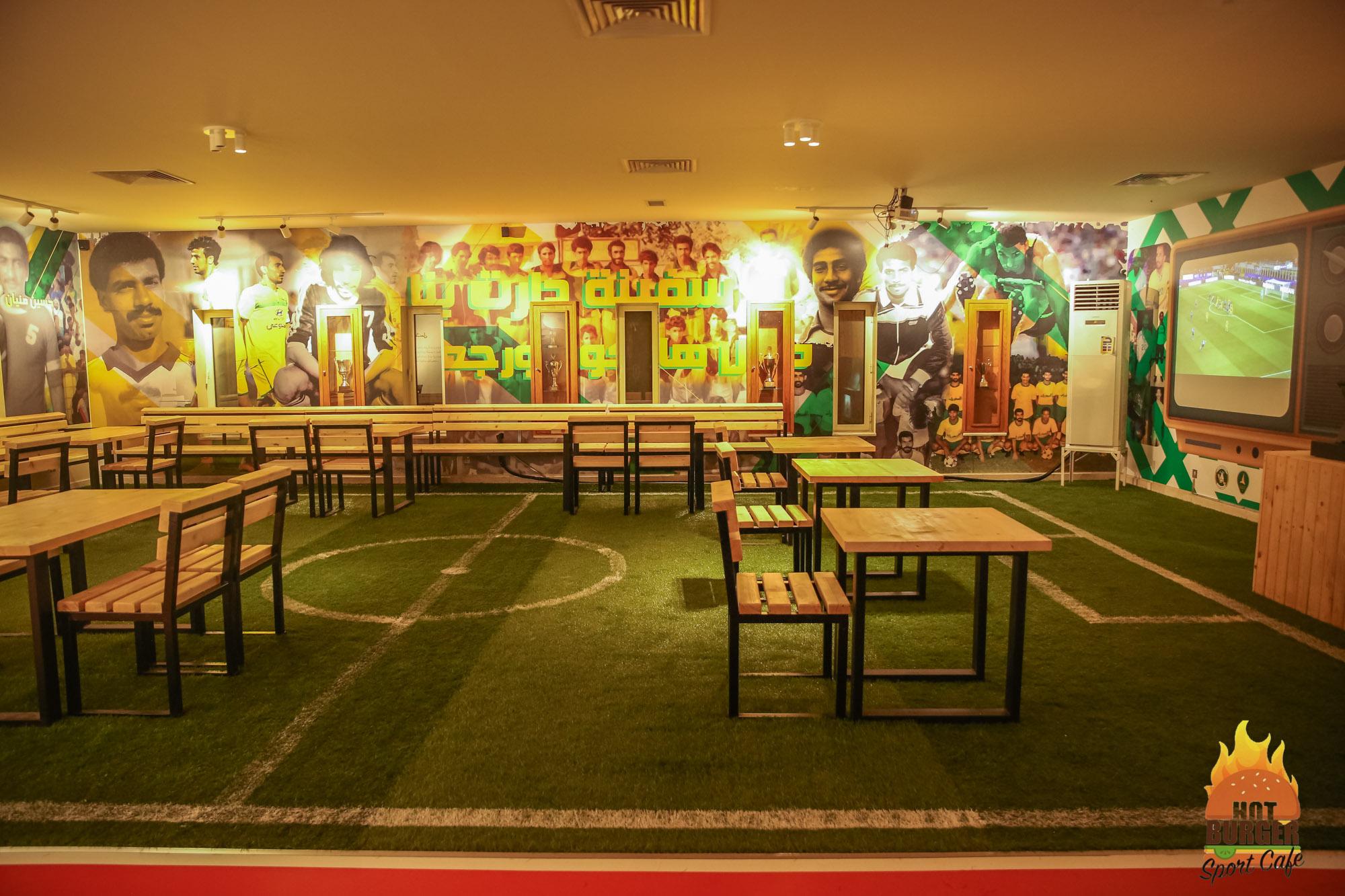 افتتاح تجريبي لـ مطعم ومقهى الفطيرة الساخنة بـ #نادي_الخليج