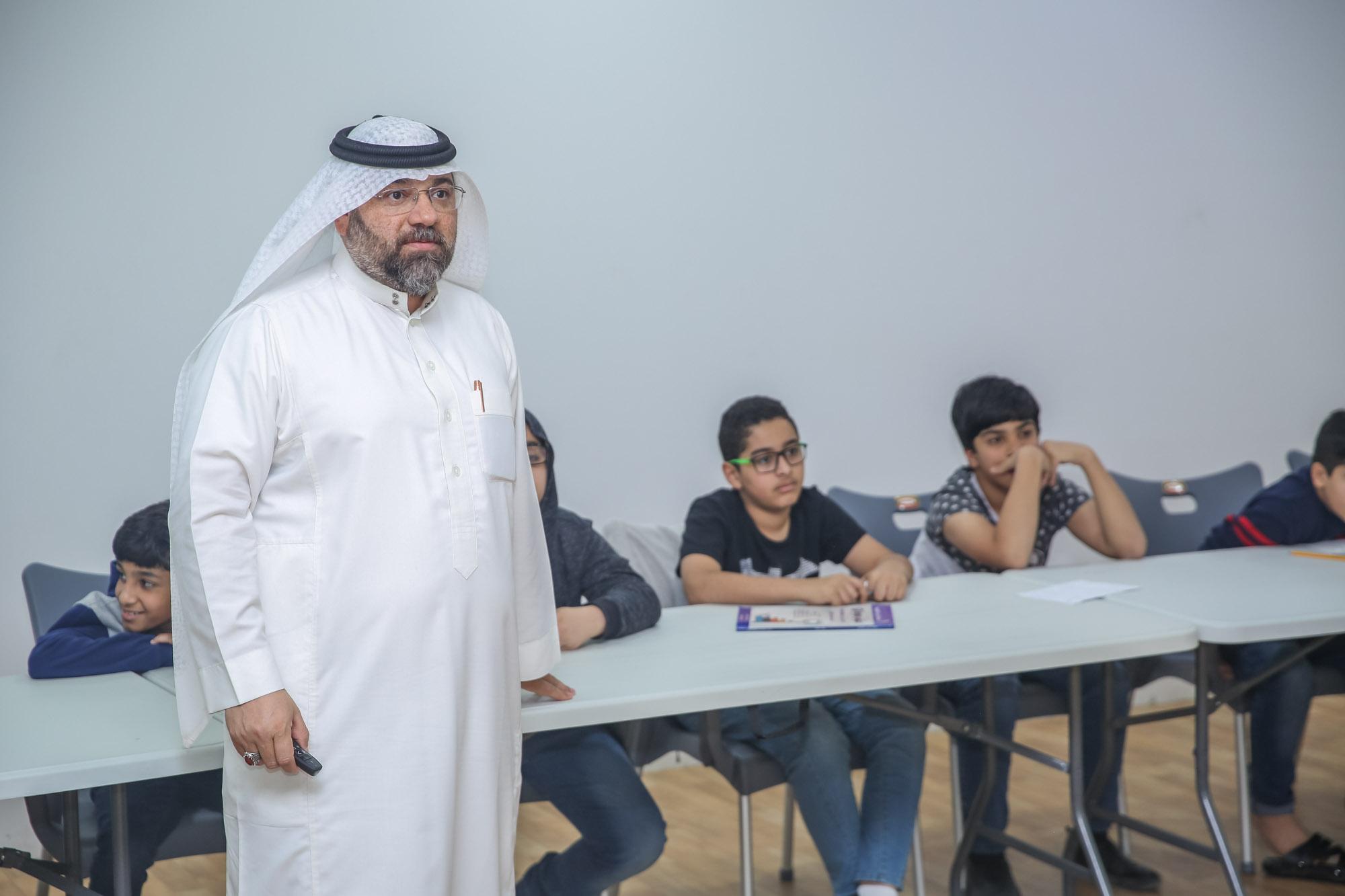 نادي الخليج يبدأ دوراته المجانية للموهوبين
