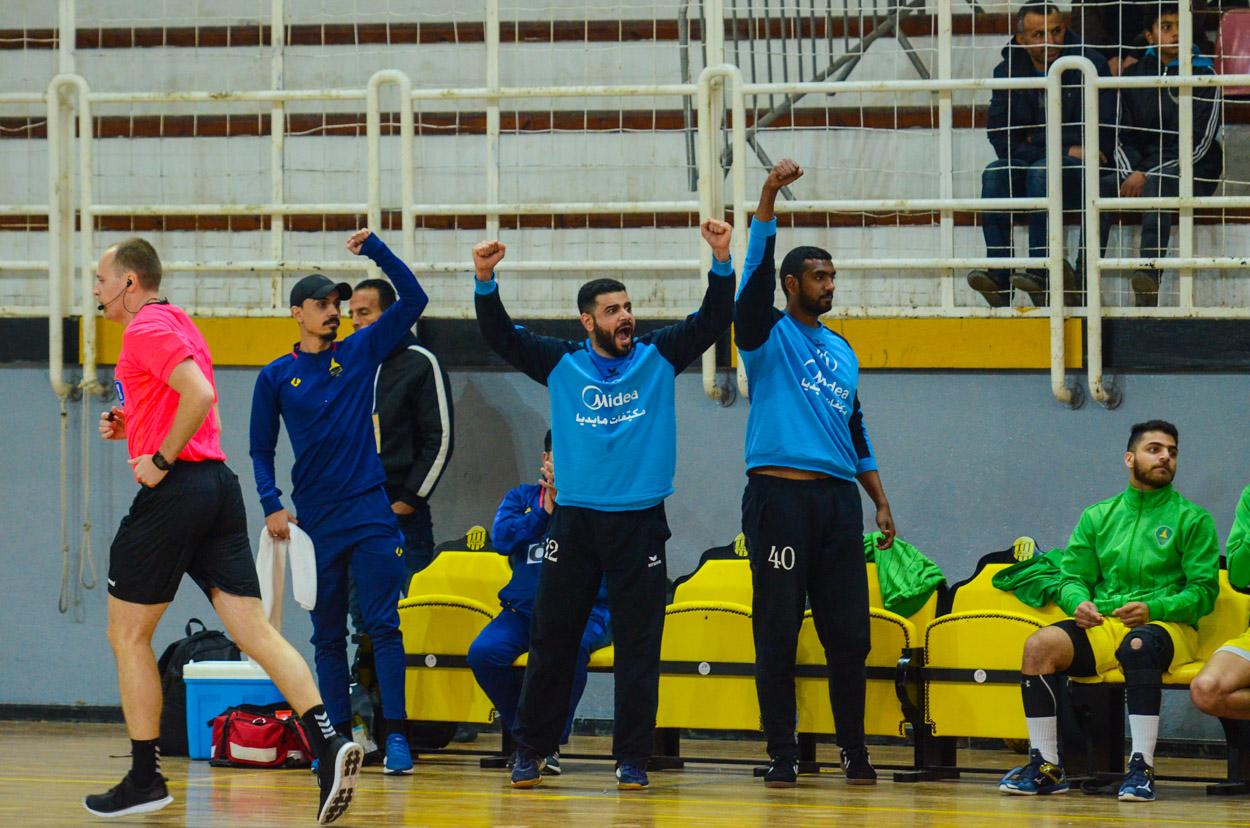 الخليج ينتصر على بعث بني خيار في ختام دور المجموعات…. ويواجه نظيره الشمال القطري في نصف النهائي
