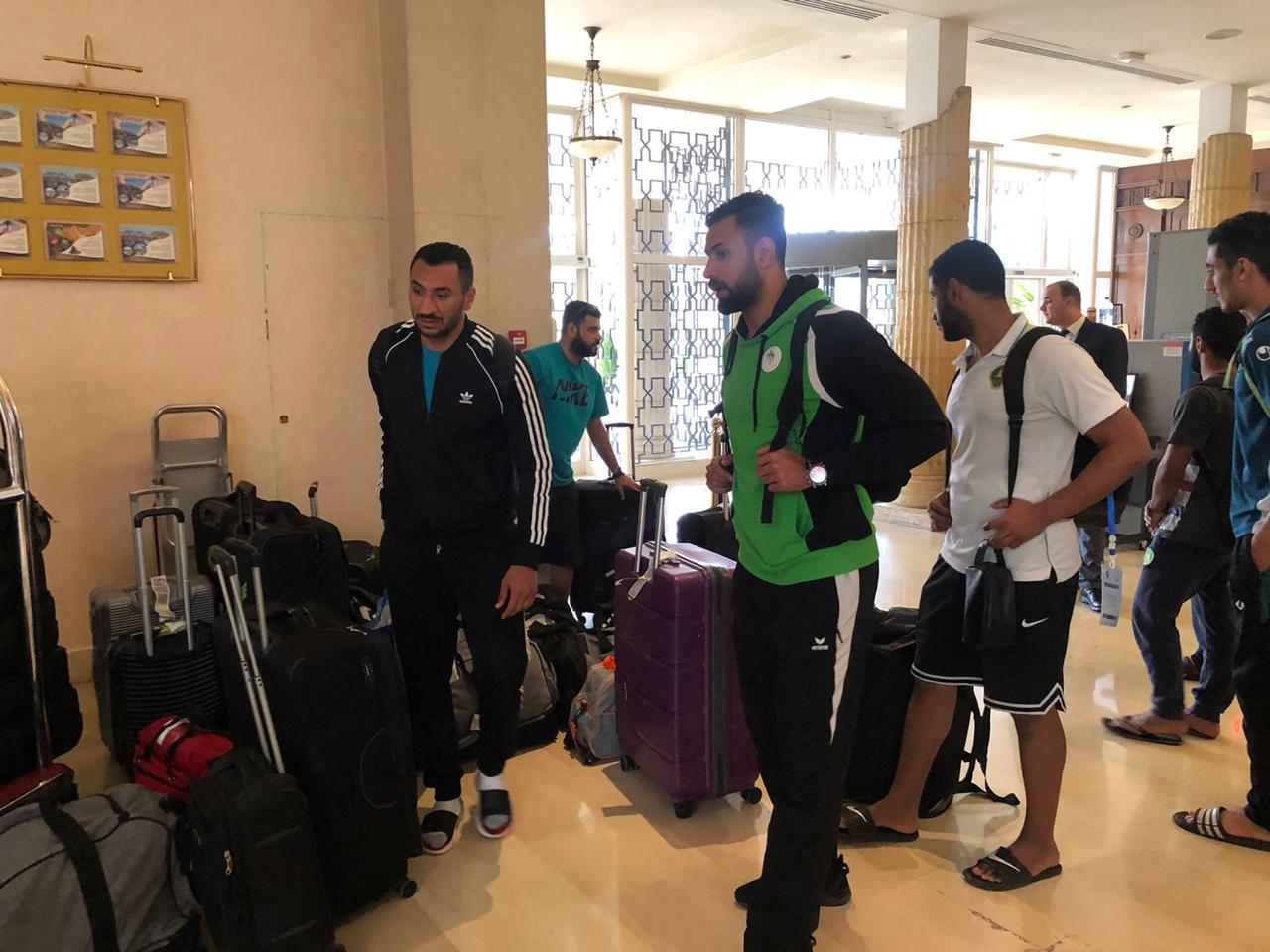 بعثة الخليج تغادر نابل إلى العاصمة التونسية