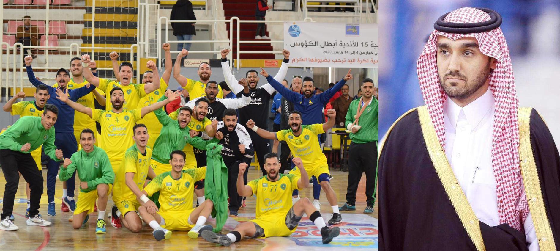 وزير الرياضية يبعث بتهنئته الخاصة بحلول شهر رمضان لبعثة نادي الخليج بتونس ويقدم مكافأة