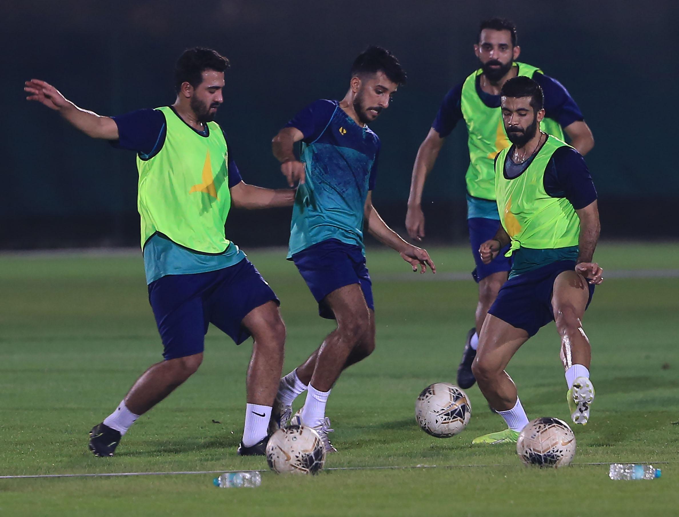 الباشا يشكر وزارة الرياضة لتطويرها ملعب نادي الخليج .. والدانة يجري تدريباته في الدمام