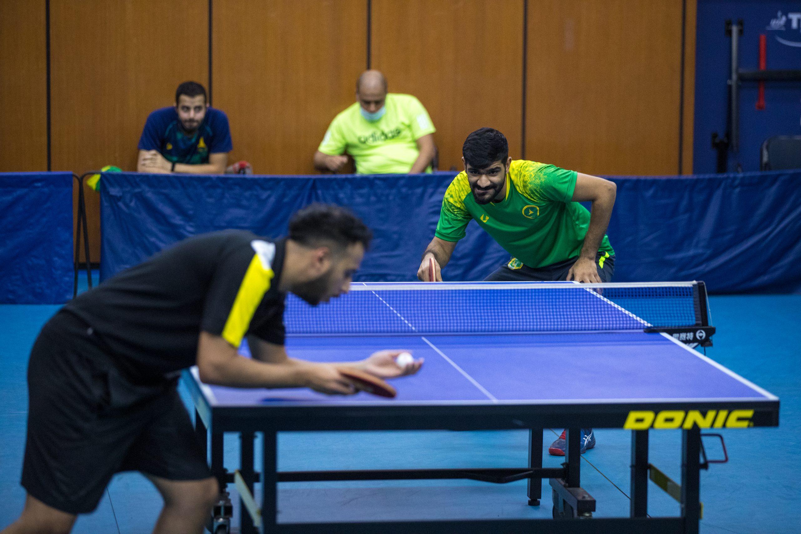 بعد عودة مباريات التنس .. طاولة الخليج تخسر من الاتحاد .. وتقابل مضر غداً