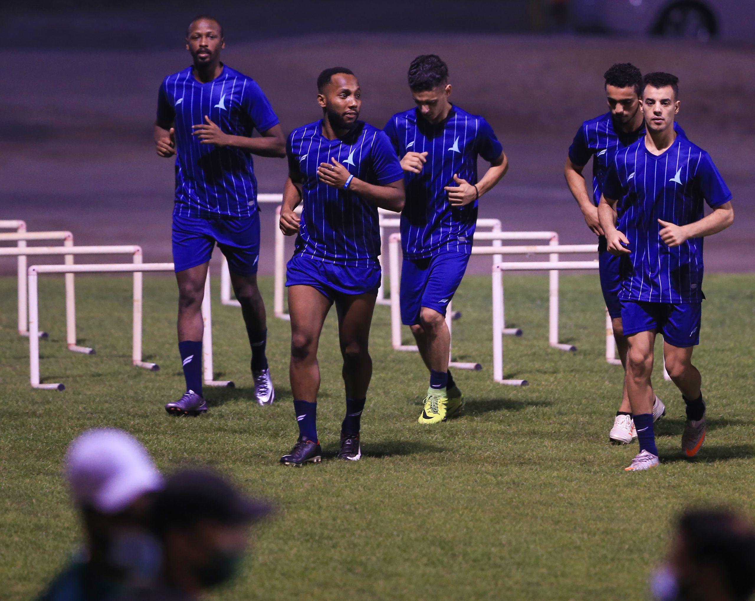 تهدف لدراسة وضع اللعبة بمختلف فئاتها .. هيئة إشرافية لإدارة شؤون كرة القدم بنادي الخليج