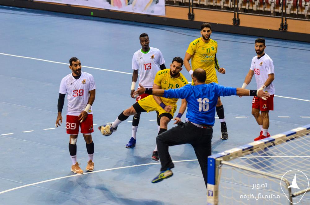 الخليج ينتصر على الوحدة في ختام منافسات بطولة النخبة