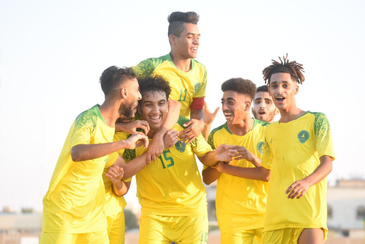 شباب الدانة يعودون إلى الوصافة من بوابة الرياض