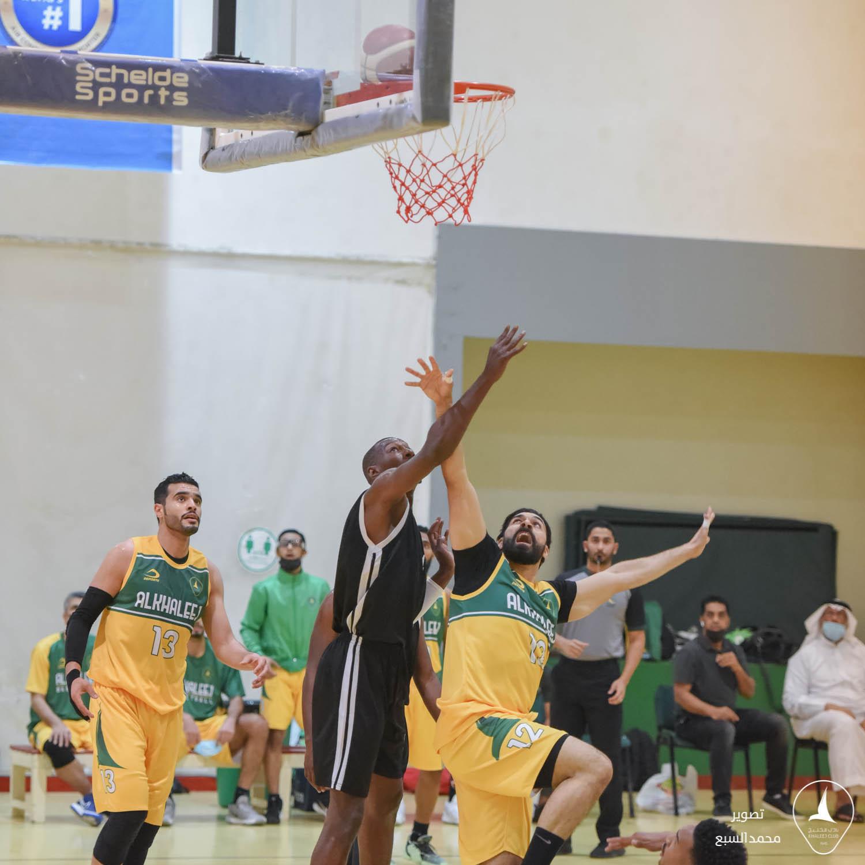 سلة الخليج تتغلب على الشباب